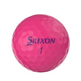 Soft Feel Lady 7 Pink Golf Balls