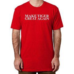 USAG Make Tiger Great Again T-Shirt