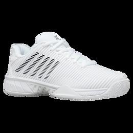 Hypercourt Express 2 Women's Tennis Shoe - White/Black