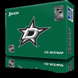 Q-STAR 5 NHL Logo Golf Balls - Dallas Stars