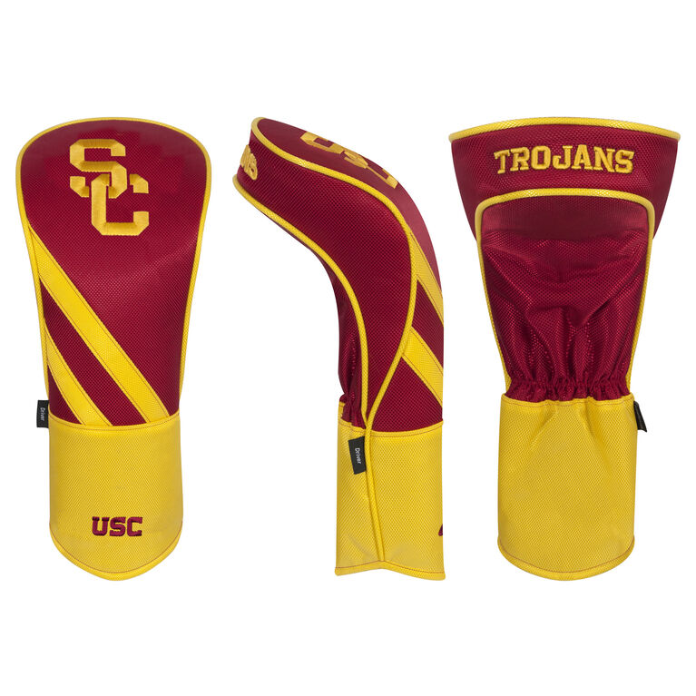 Team Effort USC Trojans Driver Headcover
