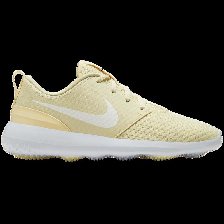 Roshe G Women's Golf Shoe - Yellow/White