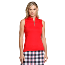 Crimson Chic Group: Moriah Sleeveless Solid Top