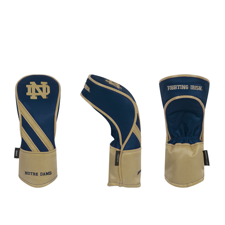 Team Effort Notre Dame Fighting Irish Hybrid Headcover