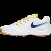 Air Zoom Prestige Women's Tennis Shoe - White/Yellow