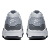 Alternate View 7 of Air Max 1 G Men's Golf Shoe - White/Grey