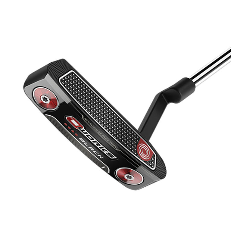 Odyssey O-Works #1 Black Putter w/ SuperStroke Grip