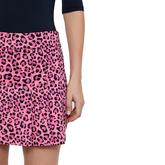 Alternate View 3 of Thea TX Jersey Leopard Skirt
