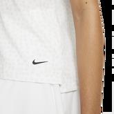 Alternate View 3 of Dri-FIT Women's Grid Print Short Sleeve Polo Shirt