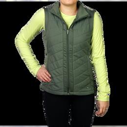 Primaloft Full Zip Women's Vest