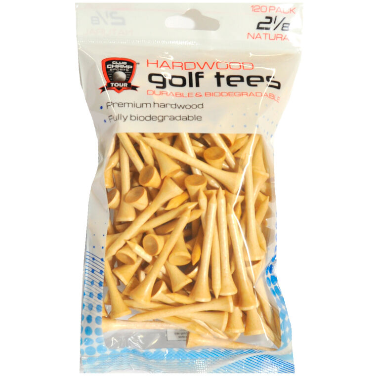"""Precision Golf Tees - 2 1/8"""" - 120 Pack"""