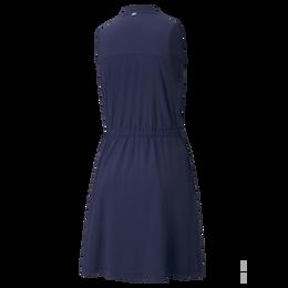 Sleeveless Newport Flounce Dress