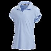 Alternate View 1 of Short Sleeve Girls Polo Shirt