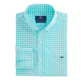 Alternate View 2 of Classic Fit Evernia On-The-Go Performance Tucker Button-Down Shirt
