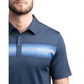 Alternate View 3 of The Big Freeze Shadow Chest Stripe Polo