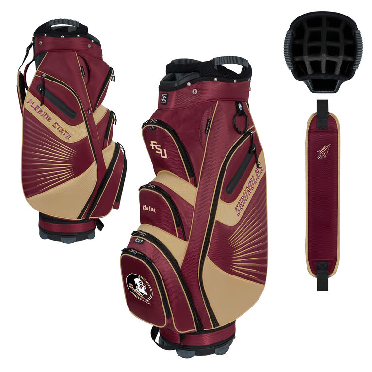 Team Effort Florida State Bucket II Cart Bag