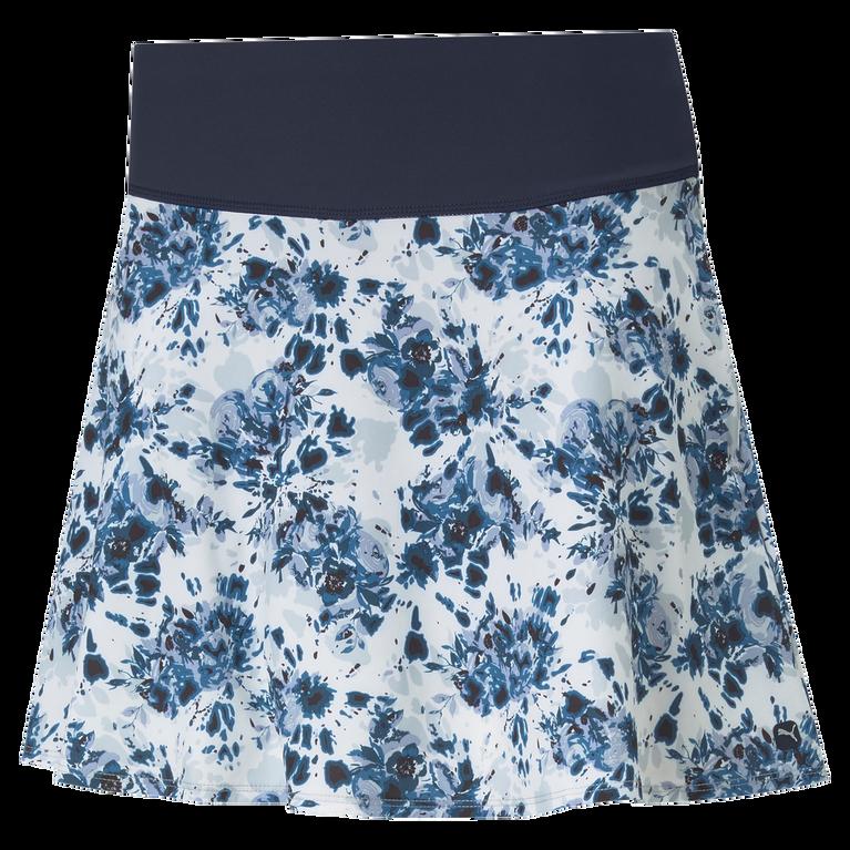 "PWRSHAPE Floral Watercolor 16"" Skirt"