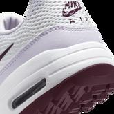 Alternate View 9 of Air Max 1 G Women's Golf Shoe - White/Purple