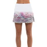 Alternate View 1 of Safari Scalloped Tennis Skirt