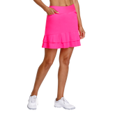 Alternate View 1 of Paradise Collection: Letty Pull On Double Flounce Skort