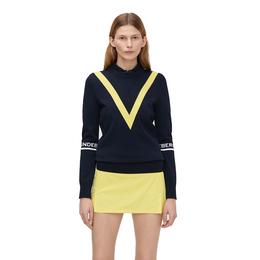Adrienne Knit Golf Sweater