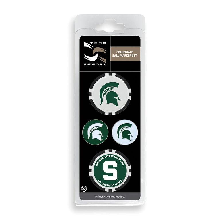 Michigan State Ball Marker
