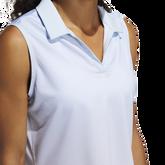 Alternate View 5 of Sleeveless PrimeBlue Polo Shirt