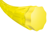 Alternate View 1 of Babolat RPM Blast Rough 17 Gauge String - Yellow
