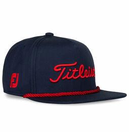 Junior Tour Rope Flat Bill Hat