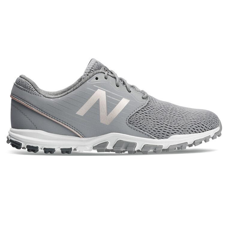NB Minimus SL Women's Golf Shoe- Grey