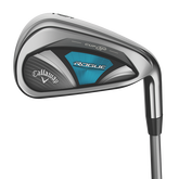 Callaway Rogue 4-PW, SW Women's Iron Set w/ Graphite Shafts