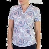 Dixie Group: Short Sleeve Vero Polo - Dixie Print