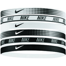 Nike Printed Headbands - Assorted 6 Pack