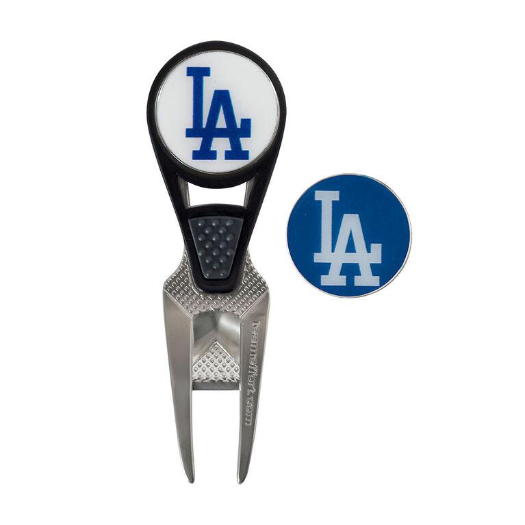 Team Effort Los Angeles Dodgers CVX Ball Mark Repair Tool