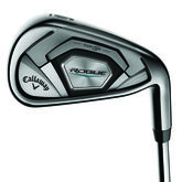 Callaway Rogue 5-PW, AW, SW Iron Set w/ Graphite Shafts