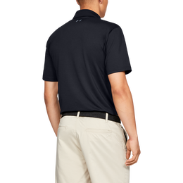 Performance Polo Textured Men's Golf Polo Shirt