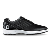FootJoy ARC SL Men's Golf Shoe - Black/White