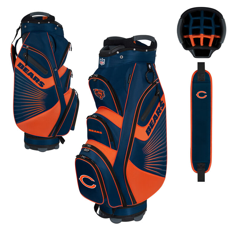 NFL Chicago Bears Bucket II Cooler Cart Bag