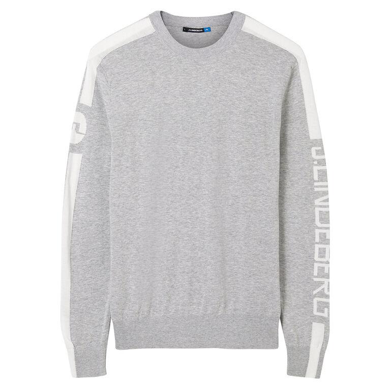 J Lindeberg Nolans Pima Cotton Sweater