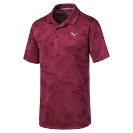 Alterknit Camo Golf Polo