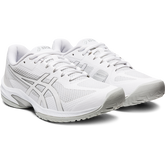 Alternate View 2 of COURT SPEED FF Women's Tennis Shoes - White/Silver