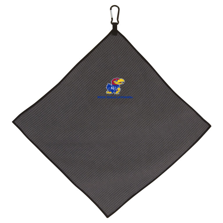 Team Effort Kansas 15x15 Towel
