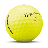 Alternate View 2 of Tour Response Yellow Golf Balls