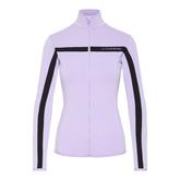 Alternate View 6 of Janice Full Zip Midlayer Stripe Jacket