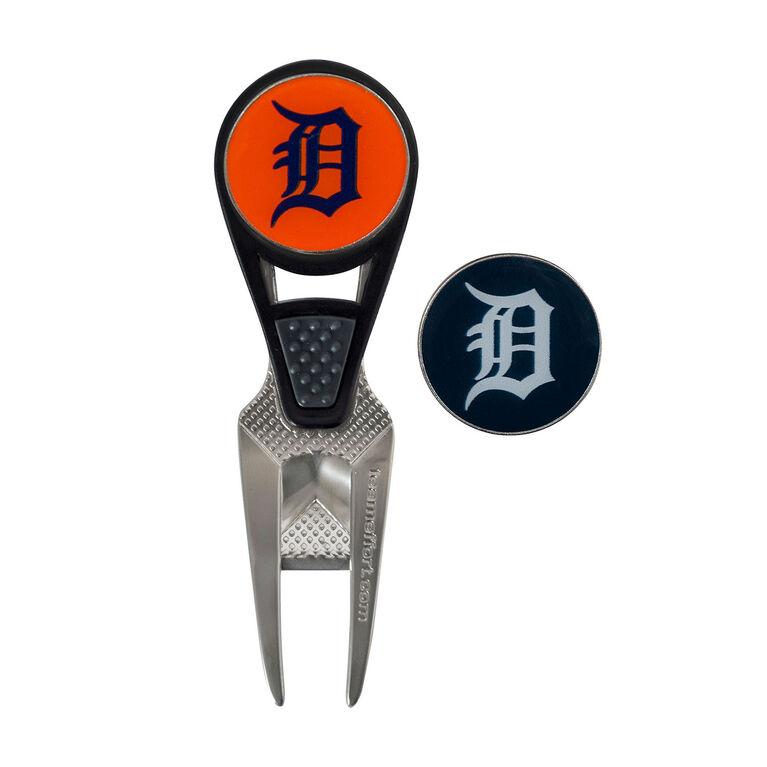 Team Effort Detroit Tigers CVX Ball Mark Repair Tool