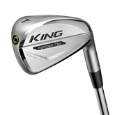 Alternate View 5 of King Forged Tec 4-PW Iron Set w/ KBS Steel Shafts
