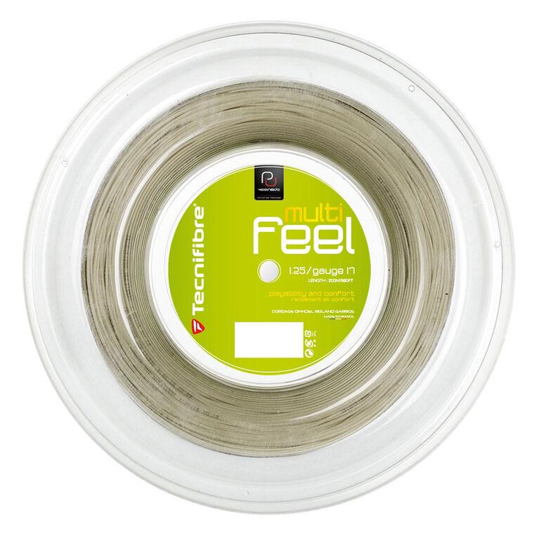 Tecnifibre MFeel 17 Gauge String Reel - Mineral