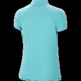Alternate View 1 of Dri-Fit Cap Sleeve UV Polo