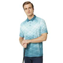 Barkie Gradient Golf Polo Short Sleeve