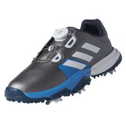 Junior Adipower BOA Junior Golf Shoe - Silver